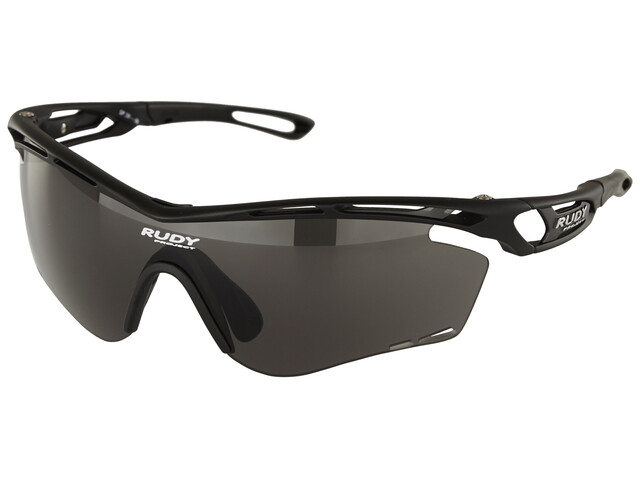 Rudy Project Tralyx Glasses Matte Black/Smoke Black